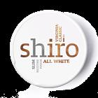 Shiro Virginia Classic Slim Strong Nicotine Pouches