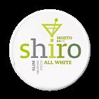 Shiro Mojito Slim Normal Nicotine Pouches