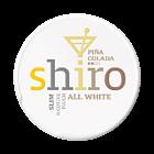 Shiro Pina Colada Slim Normal Nicotine Pouches