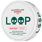 Loop Jalapeno Lime Slim Strong Nicotine Pouches