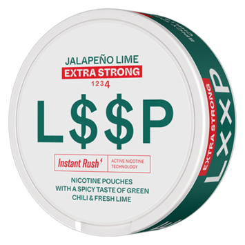 Loop Jalapeno Lime Slim Extra Strong Nicotine Pouches