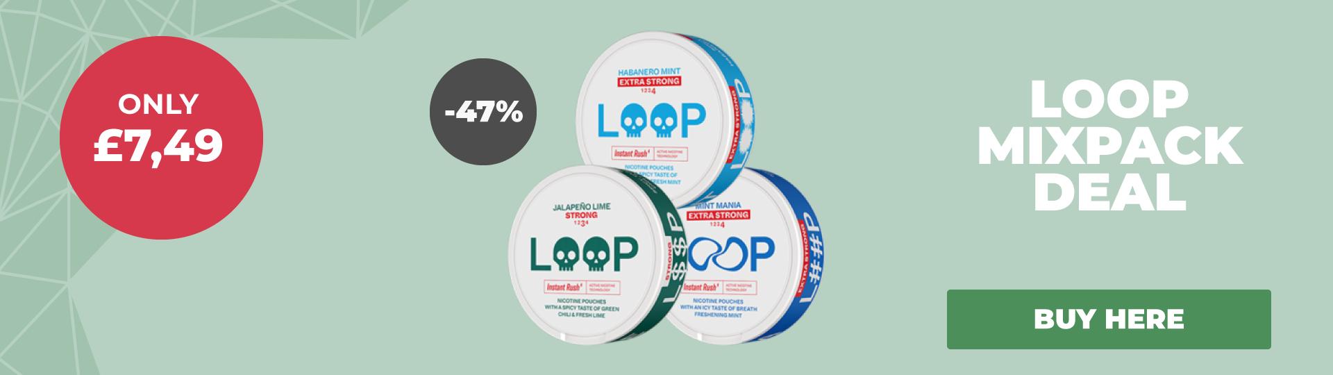 LOOP Mixpack