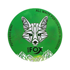 White Fox Peppered Mint Strong Nicotine Pouches