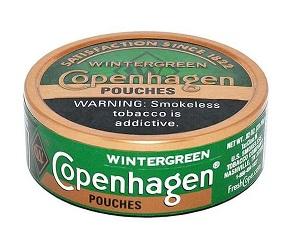 Copenhagen Wintergreen Pouches Produkttest