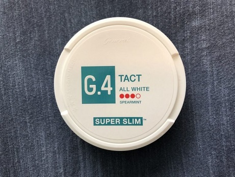 G4 Tact (Super Slim) All White Produkttest