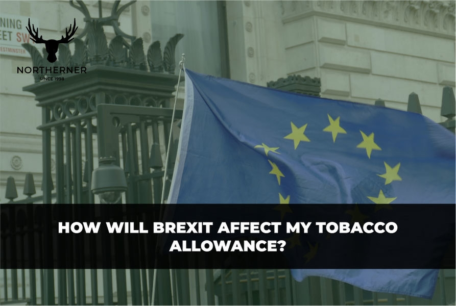 How will Brexit affect my tobacco allowance?