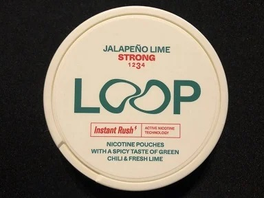 Loop Jalapeno Nicotine Pouches Produkttest
