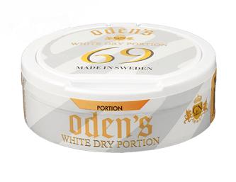 Odens 69 White Dry Portion Produkttest