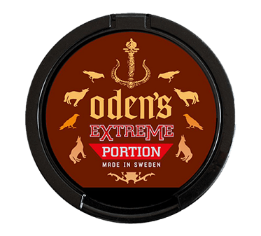 Odens Extreme 59 Dose Produkttest