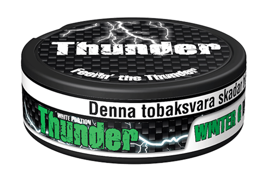 Thunder Wintergreen White Produkttest