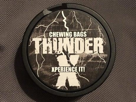 Thunder X (Chew Bags) Produkttest