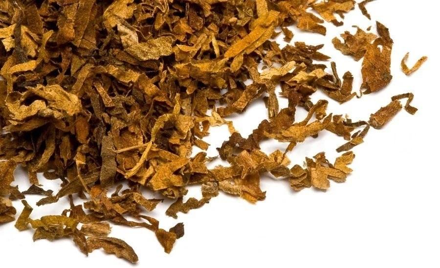 Verschiedene Tabaksorten