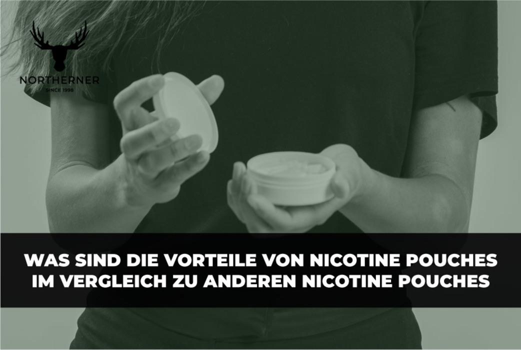 Was sind die Vorteile von Nicotine Pouches