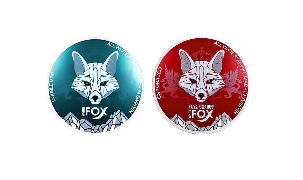 White Fox Nikotingehalt