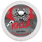 Killa Cold Mint Extra Strong Nicotine Pouches