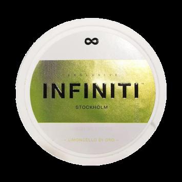 Infiniti Limoncello Di Oro Slim Extra Strong Nicotine Pouches