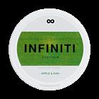 Infiniti Apple-Kiwi Slim Nicotine Pouches