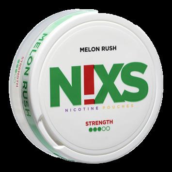 Nixs Melon Rush Nicotine Pouches