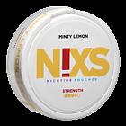Nixs Minty Lemon Nicotine Pouches