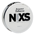 Nixs Bergamot Tobacco Nicotine Pouches