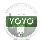 YOYO New York Slim Strong Nicotine Pouches
