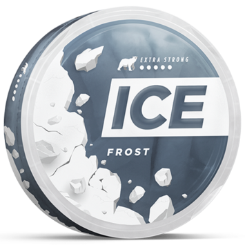 Ice Frost Slim Extra Strong Nicotine Pouches