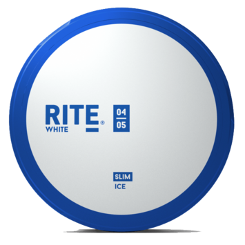 Rite Ice Slim White Strong Chewing Bags