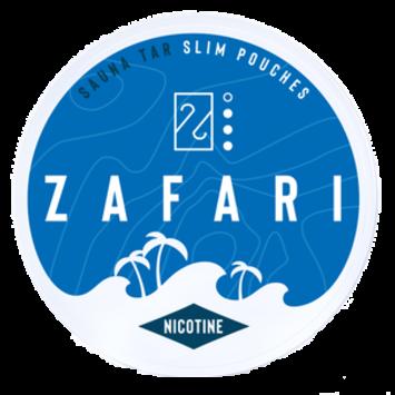 Zafari Sauna Tar 6MG Slim Nicotine Pouches