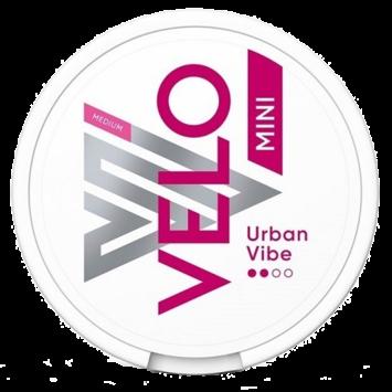 Velo Urban Vibe 6mg Mini Nicotine Pouches