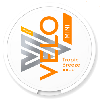 Velo Tropic Breeze 6mg Mini Nicotine Pouches