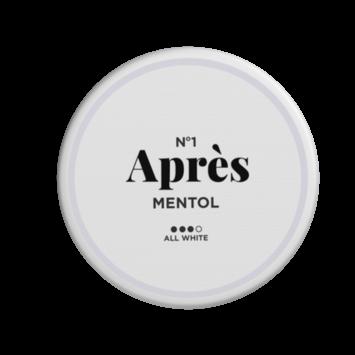 No.1 Après Mentol Original Strong Nicotine Pouches