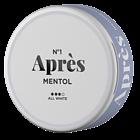 No.1 Après Mentol Slim Strong Nicotine Pouches