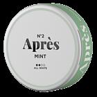 No.2 Après Mint Slim Normal Nicotine Pouches
