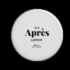 No.3 Après Lemon Slim Normal Nicotine Pouches