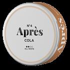 No.4 Après Cola Slim Normal Nicotine Pouches