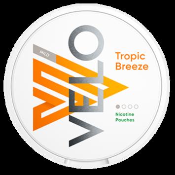 Velo 4mg Tropic Breeze Original Nicotine Pouches