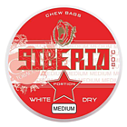 Siberia White Dry Medium Extra Strong Chewing Bags