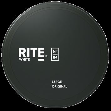 RITE Original White, 15g, CB