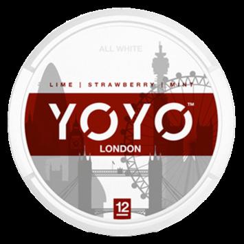 YOYO London Slim Nicotine Pouches