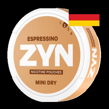 ZYN Mini Espressino 3mg Deutschland