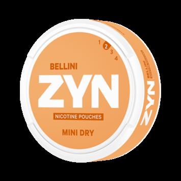 ZYN Mini Dry Bellini Nicotine Pouches