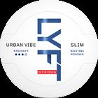 Lyft Urban Vibe Slim Strong Nicotine Pouches