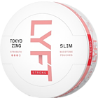 LYFT Tokyo Zing Strong Slim Nicotine Pouches