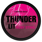 Thunder Lit Ruby Sting Portion Extra Strong Chewing Bags