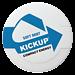 Kickup Soft Mint Portion Nicotine Free Swedish Snus