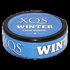 Xqs Winter White Nicotine Free Swedish Snus