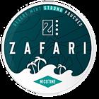 Zafari Desert Mint 10MG Slim Nicotine Pouches