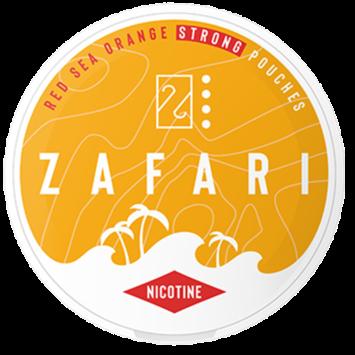 Zafari Red Sea Orange 10MG Slim Nicotine Pouches