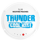 Thunder Cool Mint Slim Strong Nicotine Pouches