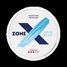 zoneX Cold Blast Slim Strong Nicotine Pouches